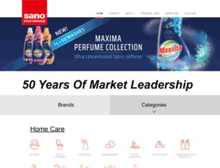 sanoint.com screenshot