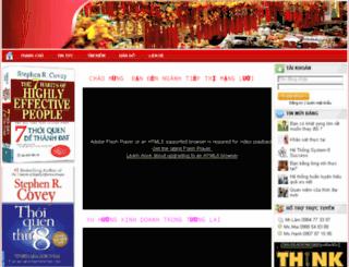 sanphamhoanhao.divivu.com screenshot