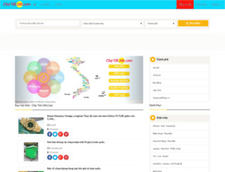 sanphammoi.chotot24h.net screenshot