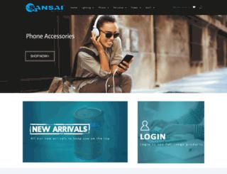 sansai.com.au screenshot
