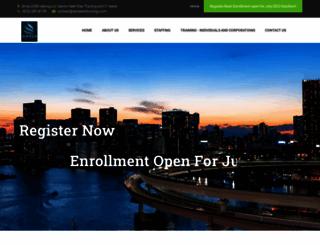 sansatechnology.com screenshot