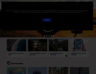 sansebastianturismo.com screenshot