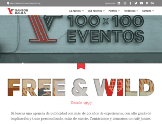 sansonydalila.com screenshot