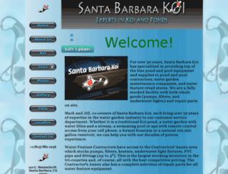 santabarbarakoi.com screenshot