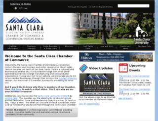santaclaracacoc.wliinc23.com screenshot