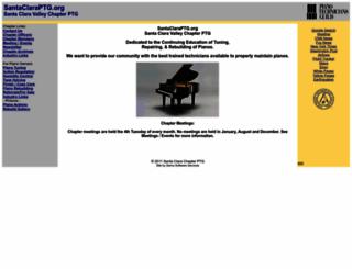 santaclaraptg.org screenshot