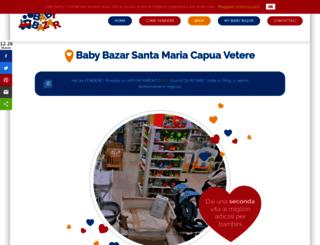 santamariacapuavetere.babybazar.it screenshot