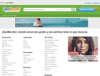 santander.quebarato.com.co screenshot