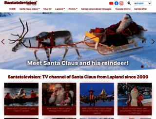 santatelevision.com screenshot