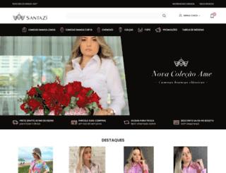 santazi.com.br screenshot