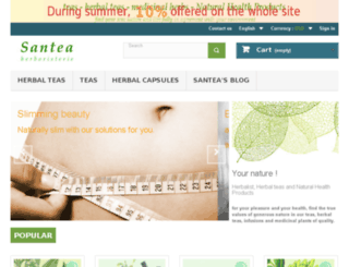 santea.ca screenshot