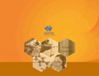 santelindustries.com screenshot