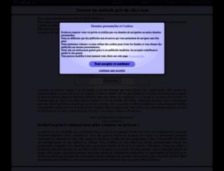 santetoujours.fr screenshot