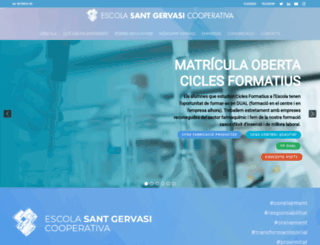 santgervasi.org screenshot