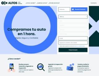 santiago.olx.cl screenshot