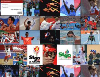 santiago2014.mediafiler.net screenshot