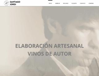 santijordi.com screenshot