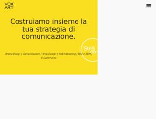 santiscarpellini.it screenshot