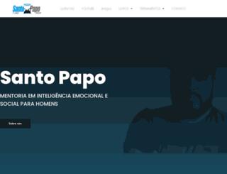 santopapo.com.br screenshot