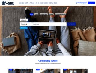 sants.adaix.com screenshot