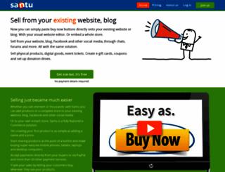 santu.com screenshot