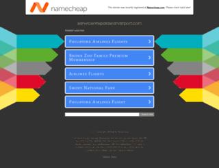 sanvicentepalawanairport.com screenshot