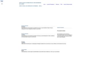 saobernardo.ginfes.com.br screenshot