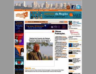 saojosedoscampos.com.br screenshot