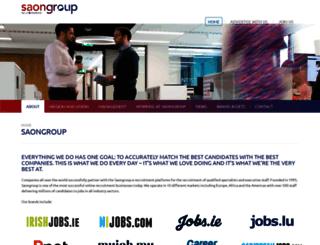 saongroup.com screenshot