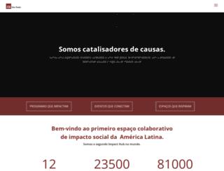 saopaulo.the-hub.net screenshot