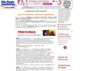 saopauloimobiliarias.com.br screenshot