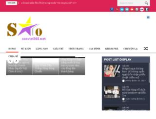 saoviet365.net screenshot