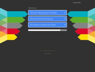 sap-note.com screenshot