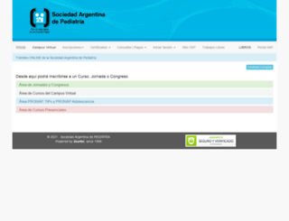 sap2.org.ar screenshot