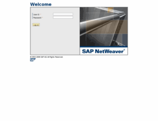 sap4all.lntinfotech.com screenshot