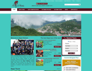 sapaethnic.com screenshot