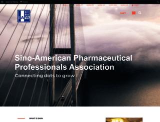 sapaweb.org screenshot