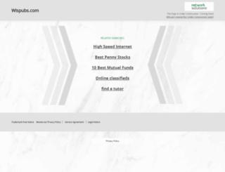 sapexperts.wispubs.com screenshot