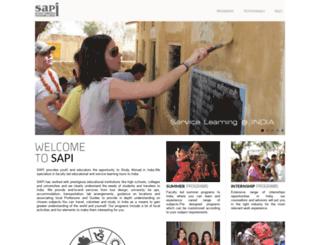 sapiasia.com screenshot