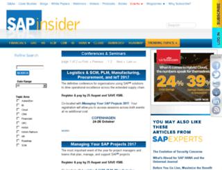 sapinsiderapj.wispubs.com screenshot