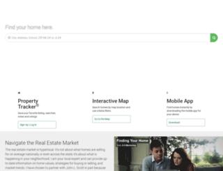 sarahru.johnlscott.com screenshot