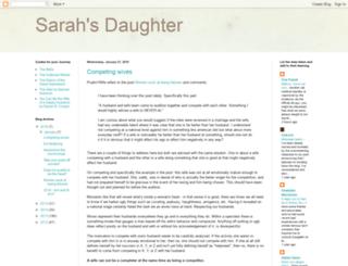sarahsdaughterblog.blogspot.co.za screenshot