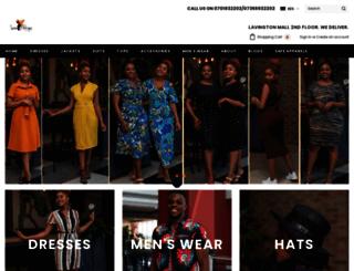saraiafrique.com screenshot