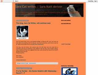 sarakatt.blogspot.com screenshot