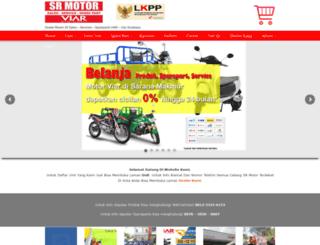 saranamakmur.com screenshot