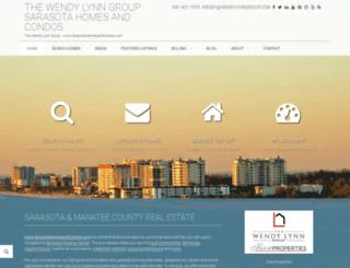 sarasotahomesandcondos.com screenshot