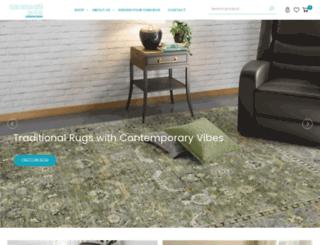saraswatiglobal.com screenshot