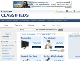 saratogian.kaango.com screenshot