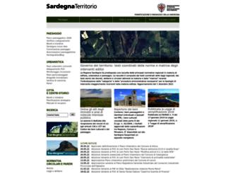 sardegnaterritorio.it screenshot
