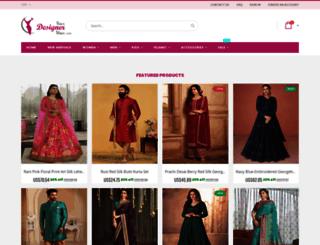 sareesalwarkameez.com screenshot